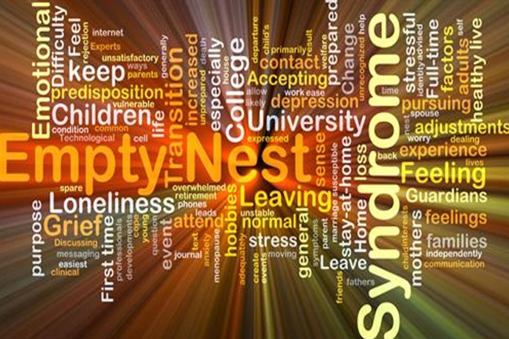 Empty Nesters Support Group – 8 weeks starting June 30