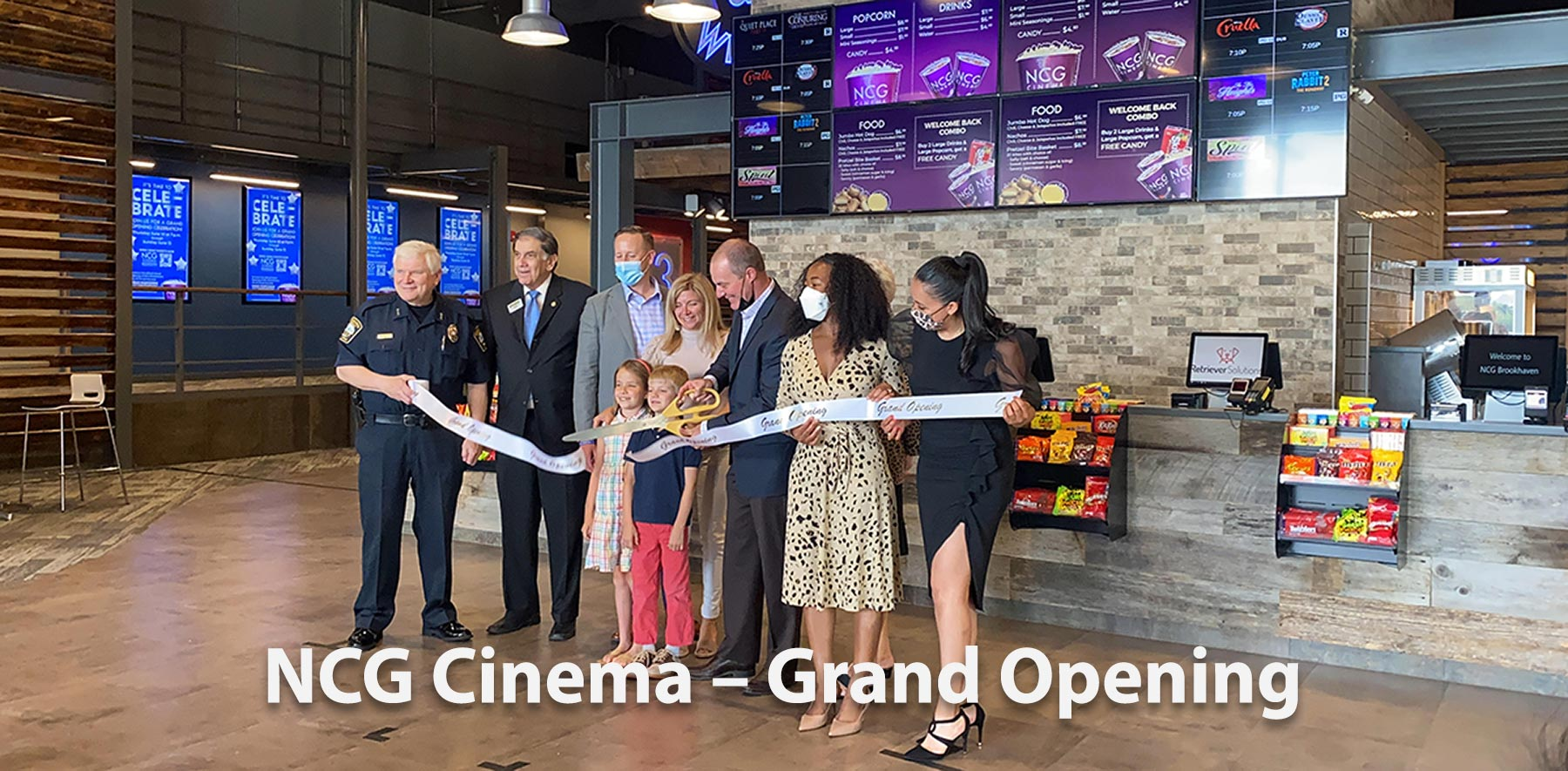 Grand Opening Weekend: Location: 3365 Buford Highway #920, Brookhaven, GA 30329 Date/time: June 10 – 13, Thursday 7:00 P.M. – All Week End
