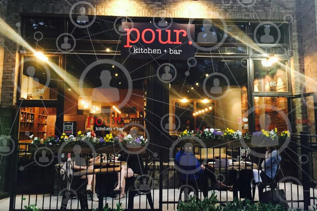 Networking Event at Pour. Kitchen + Bar