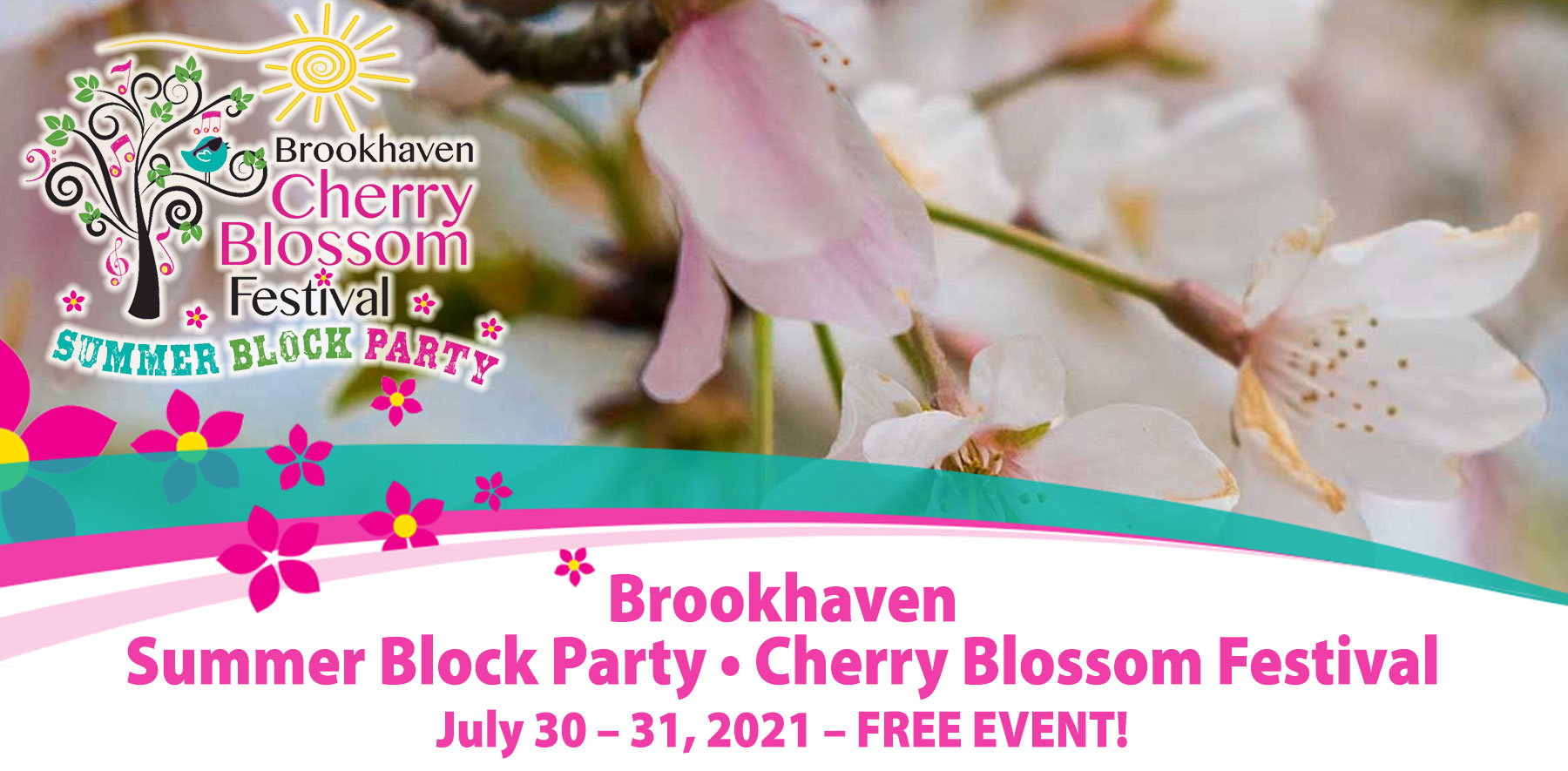 Friday, July 30, 3-11 p.m., and Saturday, July 31, noon-11 p.m. in the Brookhaven MARTA parking lot and along Apple Valley Road and Dresden Drive.