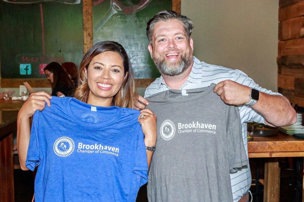 Brookhaven Chamber T-Shirts for sale!